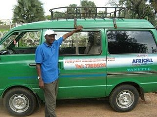 safe taxi gambia